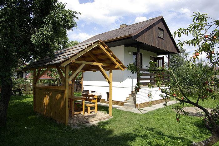 Ubytování se zahradou - Martin Kolík