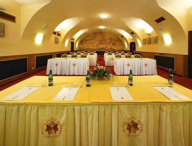 Hotel Zlatá hvězda Třeboň