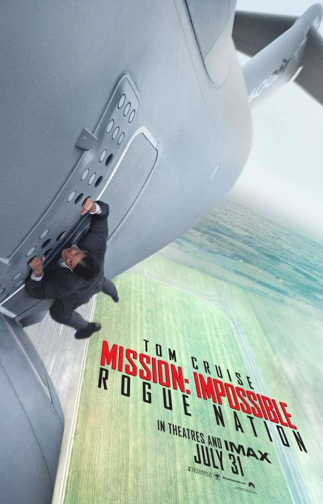 Mission Impossible – Národ grázlů (2D)