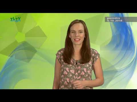 TLTV - Vysílání Třeboňské lázeňské televize 5. 10. 2018