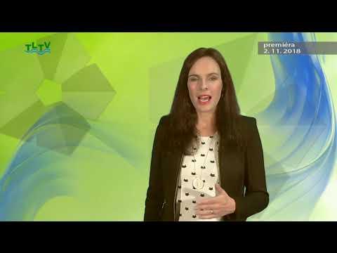 TLTV - Vysílání Třeboňské lázeňské televize 2. 11. 2018
