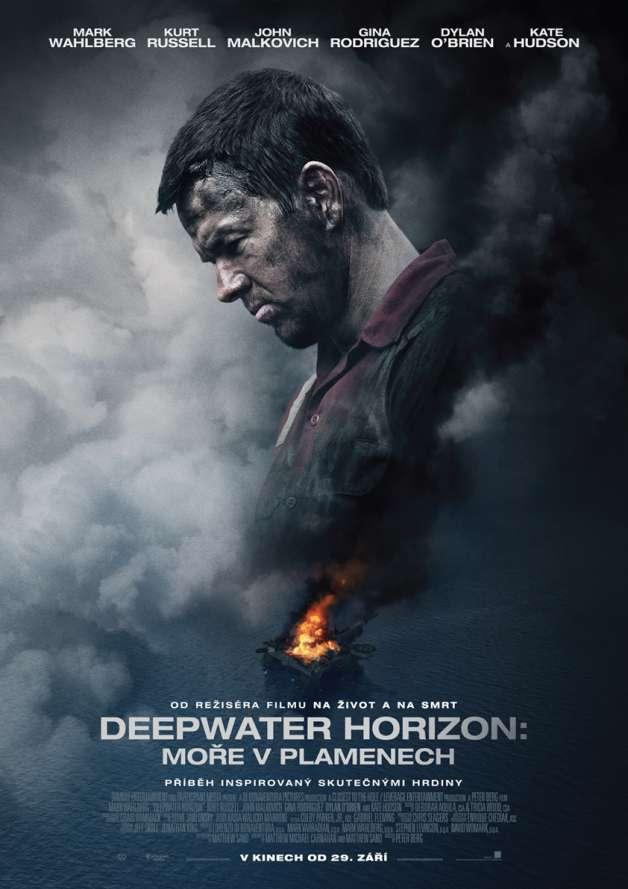 Deepwater Horizon: Moře v plamenech 3D