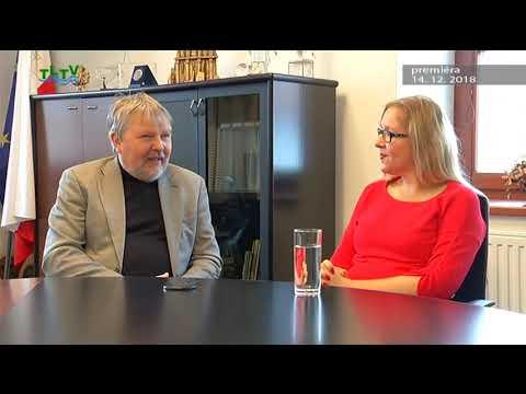 TLTV - Vysílání Třeboňské lázeňské televize 14. 12. 2018