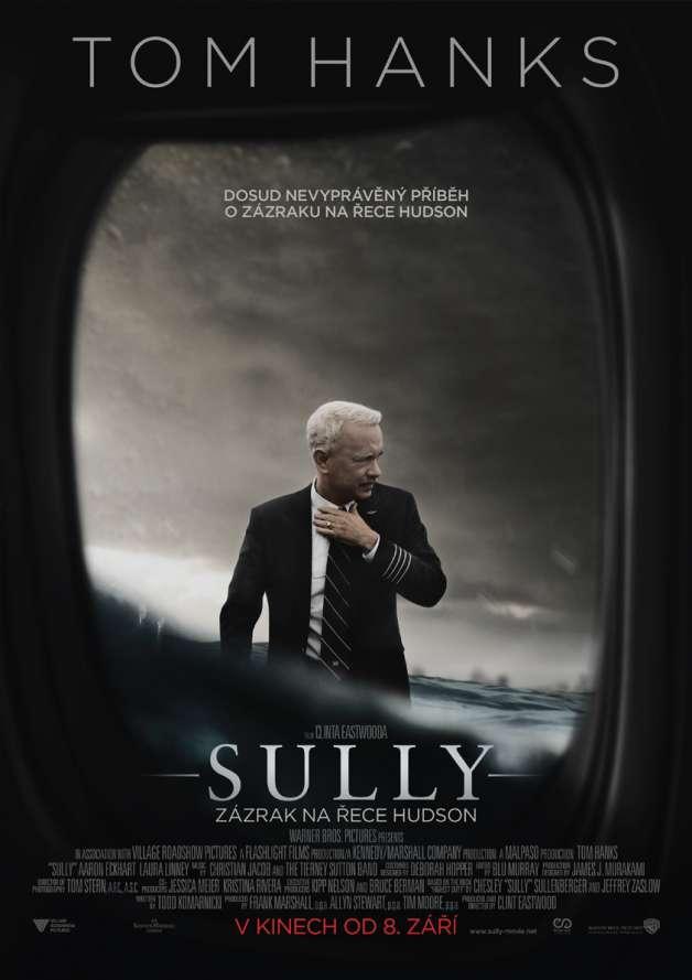 Sully: Zázrak na řece Hudson 2D
