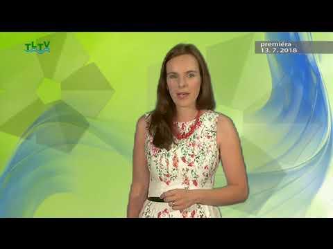 TLTV - Vysílání Třeboňské lázeňské televize 13.7.2018