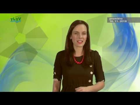 TLTV - Vysílání Třeboňské lázeňské televize 16. 11. 2018
