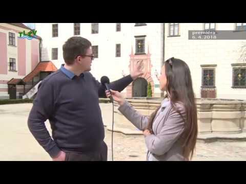 TLTV - Vysílání Třeboňské lázeňské televize 6. 4. 2018