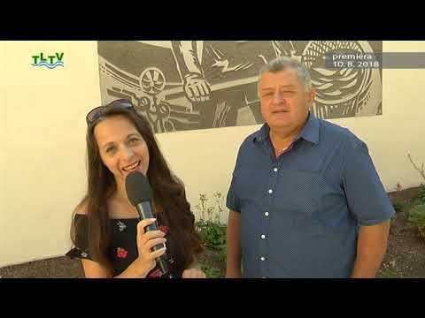 TLTV - Vysílání Třeboňské lázeňské televize 10. 8. 2018