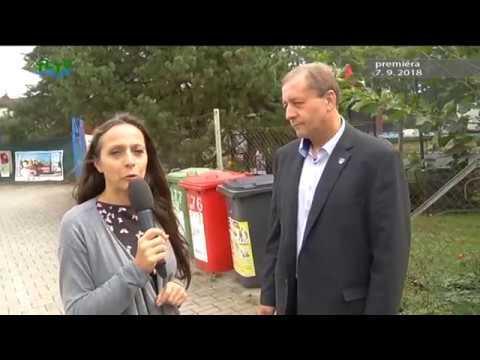 TLTV - Vysílání Třeboňské lázeňské televize 7. 9. 2018